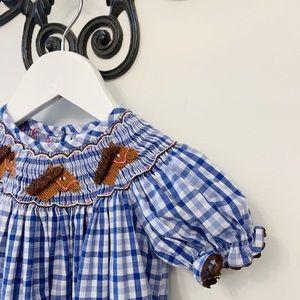 Other - Smocked Horse Dress
